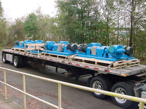 industrial pump systems
