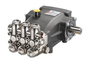 High Pressure Piston Pumps