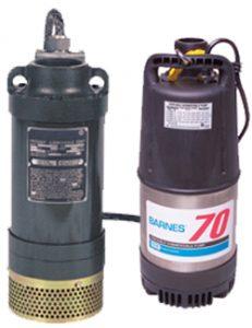 prosser dewatering pump