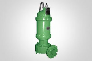 Vertical Diaphragm Centrifugal Pump