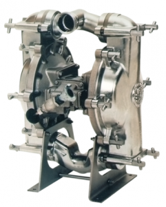 warren rupp diaphragm pump
